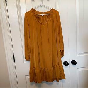 Long sleeve dress, like new